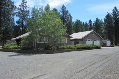 La Pine Single Family Home For Sale: 17647 Penny Court