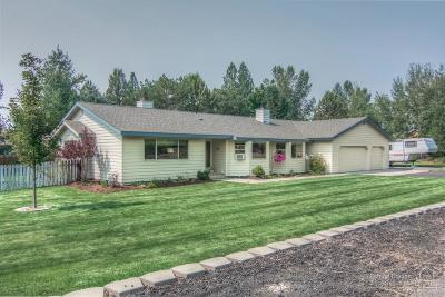 Bend Single Family Home For Sale: 61293 Mount Vista Drive