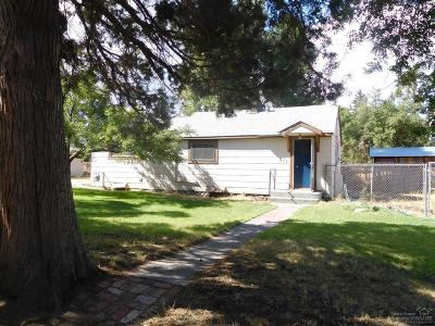 Bend Single Family Home For Sale: 311 Southeast 5th Street