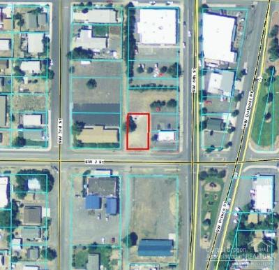 Madras Residential Lots & Land For Sale: 86 Southwest J Street