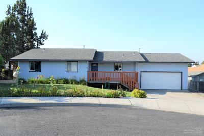 Redmond Single Family Home For Sale: 843 Northwest Maple Court