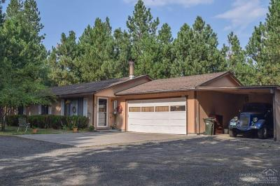 La Pine Single Family Home For Sale: 14925 South Sugar Pine Way