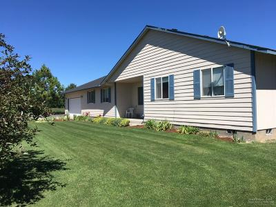 Prineville Single Family Home For Sale: 7264 Northwest Vista View Road