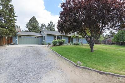 Bend Single Family Home For Sale: 65496 Old Bend Redmond Highway