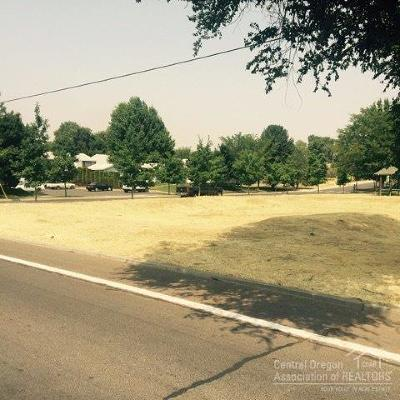 Madras Residential Lots & Land For Sale: 8 Northeast B Street