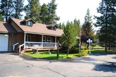 La Pine Single Family Home For Sale: 15864 Woodchip Lane
