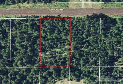 Bend Residential Lots & Land For Sale: 16945 Fontana Road