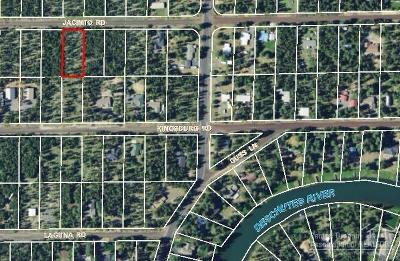 Bend Residential Lots & Land For Sale: 17151 Jacinto Road