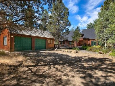 Bend Single Family Home For Sale: 18463 Tumalo Reservoir Road