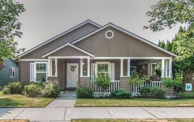 Bend OR Single Family Home Sold: $355,000