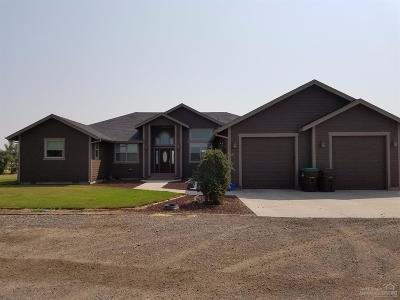 Single Family Home For Sale: 3300 Northwest Madras Highway