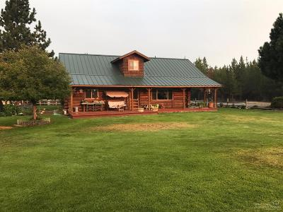 La Pine Single Family Home For Sale: 52687 Day Road