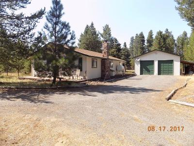 La Pine Single Family Home For Sale: 15820 Sparks Drive