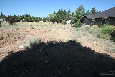 Bend Residential Lots & Land For Sale: 63241 Logan Avenue