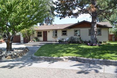 Bend Single Family Home For Sale: 1347 Northeast North Pilot Butte Drive