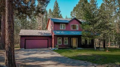 Crook County, Deschutes County, Jefferson County, Klamath County, Lake County Single Family Home For Sale: 1940 Checkrein
