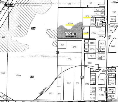 Madras Residential Lots & Land For Sale: 1600 Northwest 3rd Street
