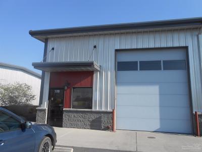 Redmond Commercial For Sale: 675 Northeast Hemlock Avenue #109