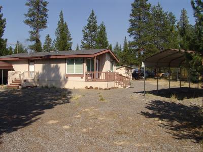 La Pine Mobile/Manufactured For Sale: 145471 Lanewood Drive