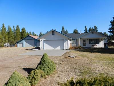 La Pine OR Single Family Home Sold: $230,000