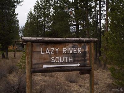 La Pine Residential Lots & Land For Sale: 123 Tbd