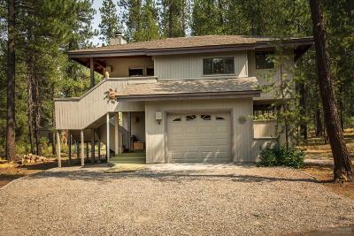 Single Family Home For Sale: 17898 Muskrat Lane
