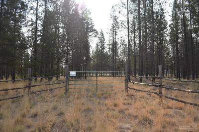 La Pine Residential Lots & Land For Sale: 52720 Huntington Road