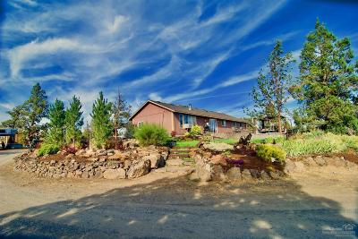 Bend Single Family Home For Sale: 24920 Cultus Lane