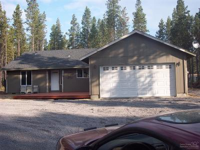 Bend Single Family Home For Sale: 17100 Mayfield Drive
