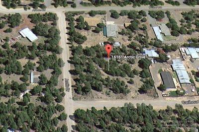 La Pine Residential Lots & Land For Sale: 16161 Arctic Drive