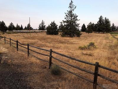 Bend Residential Lots & Land For Sale: 61165 Ward Road
