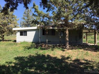 Prineville Single Family Home For Sale: 12983 Southeast Shawnee Road