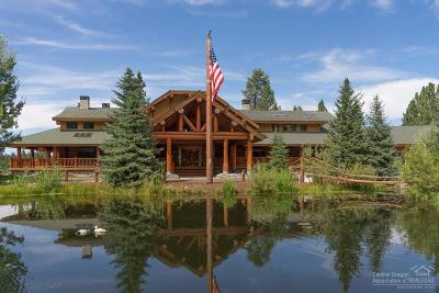 La Pine Farm & Ranch For Sale: 50385 Diamond Bar Ranch Rd