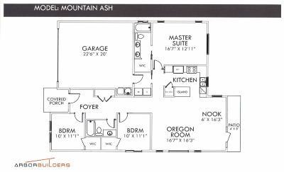 Prineville Single Family Home For Sale: 2501 Northeast Apollo Alley