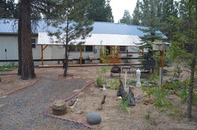 La Pine Mobile/Manufactured For Sale: 50890 Stag Street