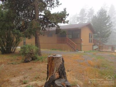 La Pine Single Family Home For Sale: 52343 Glenwood Drive