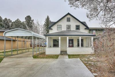 Culver Single Family Home For Sale: 510 4th Avenue