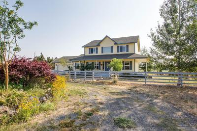 Bend Single Family Home For Sale: 61490 Ward Road