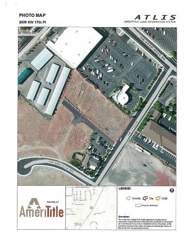 Redmond Residential Lots & Land For Sale: 2639 Southwest 17th Place
