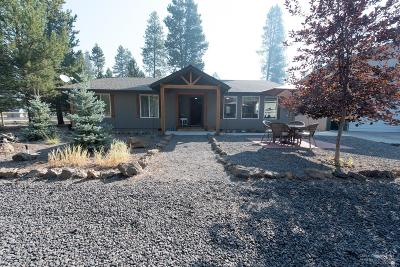La Pine Single Family Home For Sale: 53910 8th Street