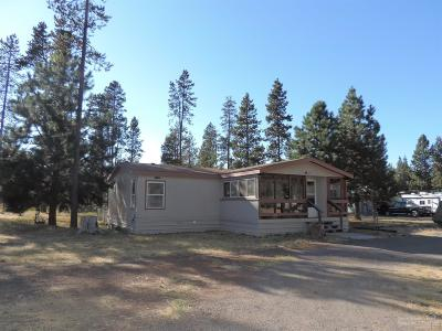 La Pine OR Mobile/Manufactured Sold: $145,000