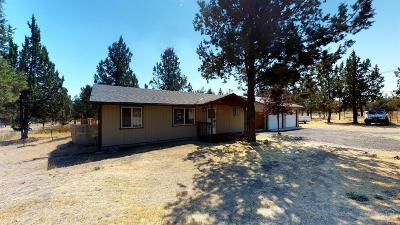 Terrebonne Single Family Home For Sale: 8479 Southwest Crater Loop Road