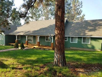 Sisters Single Family Home For Sale: 70095 Sorrell Drive