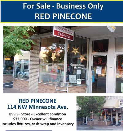 Bend Business Opportunity For Sale: 114 Northwest Minnesota Avenue