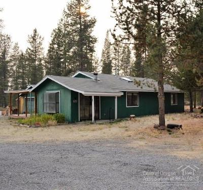 La Pine OR Single Family Home For Sale: $179,000
