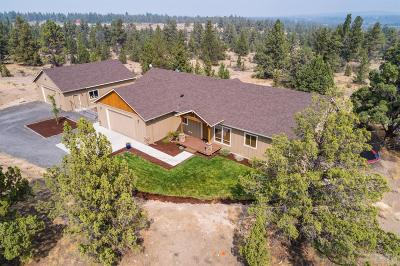 Bend Single Family Home For Sale: 64850 Bill Martin Road