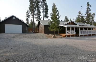 La Pine Single Family Home For Sale: 16331 Sparks Drive