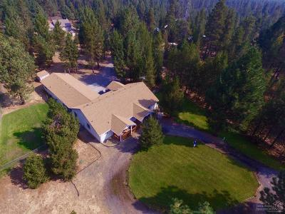 La Pine Single Family Home For Sale: 15930 Sparks Drive