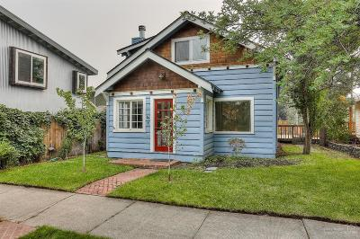 Bend Single Family Home For Sale: 19 Northwest Mueller Avenue