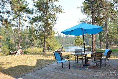 Bend Single Family Home For Sale: 17228 Crane Drive